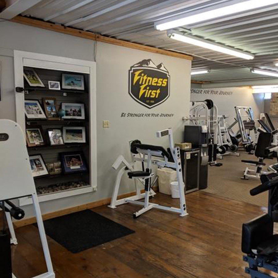 Fitness First Chaska Location